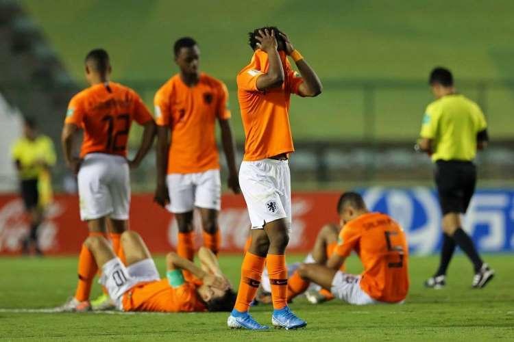 Holanda perdió en penales ante México