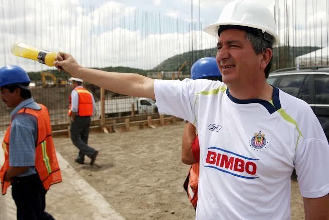Vergara compro a Chivas a principio del Milenio