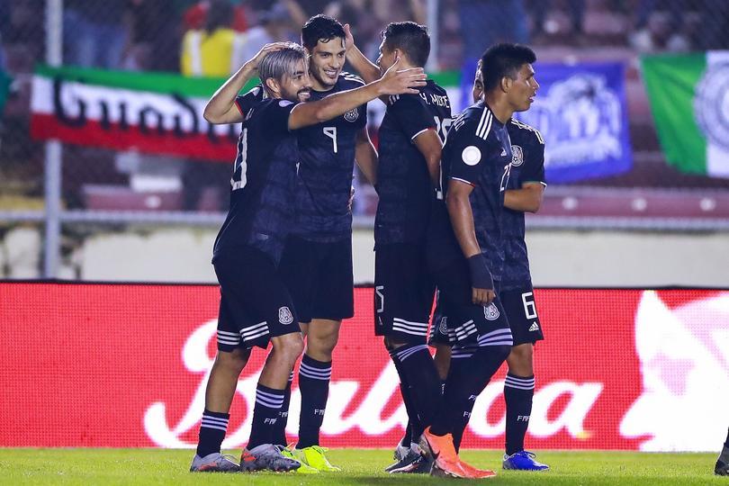México venció Panamá