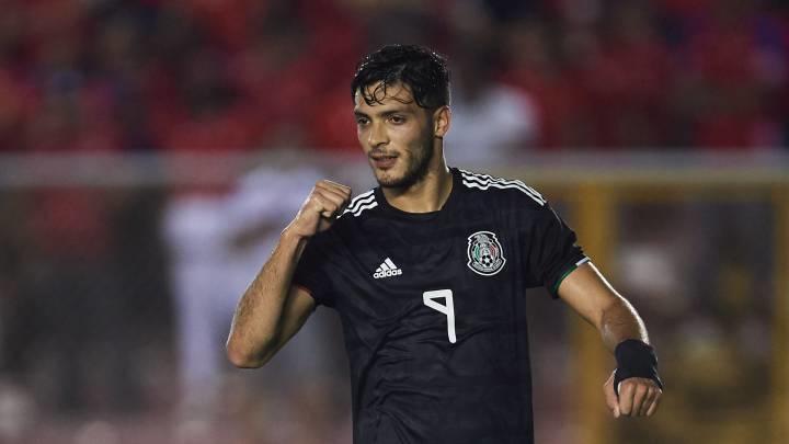 La buena marca goleadora a la que llegó Jiménez con el Tri