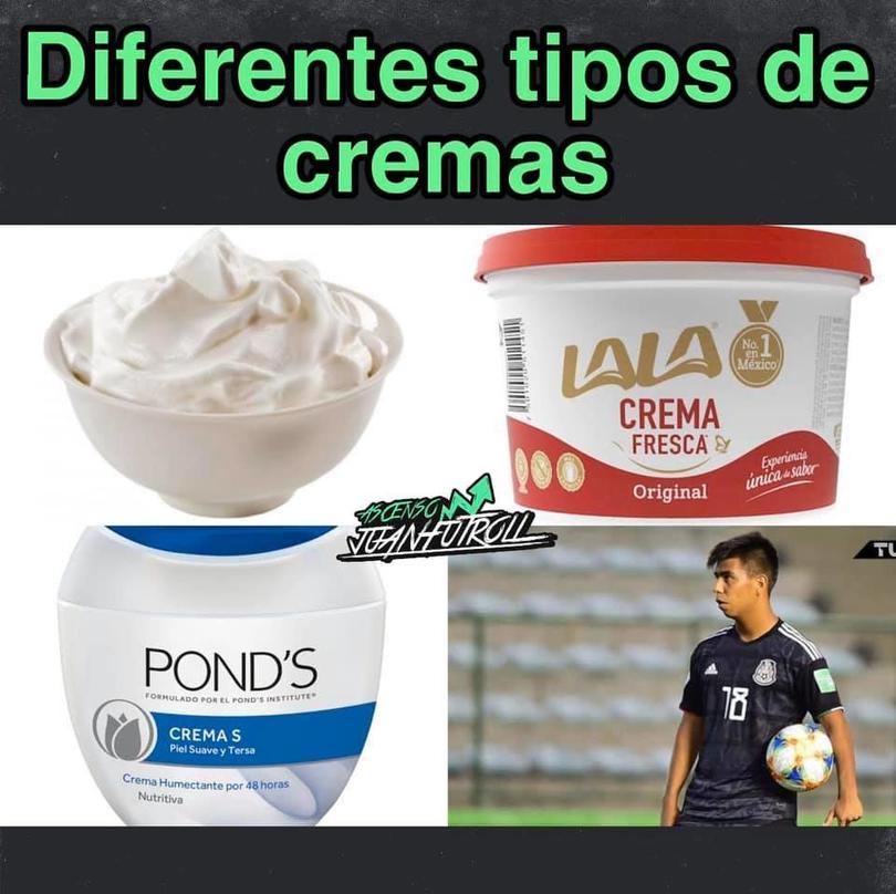 Los mejores memes de la final del mundial Sub-17 entre México y Brasil