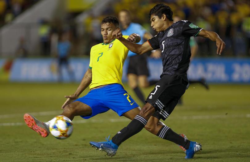 Brasil Sub-17 vs México Sub-17