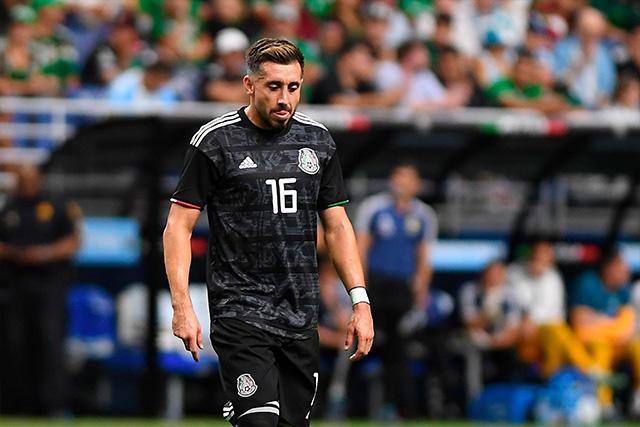 Héctor Herrera confesó que pensó en dejar el futbol
