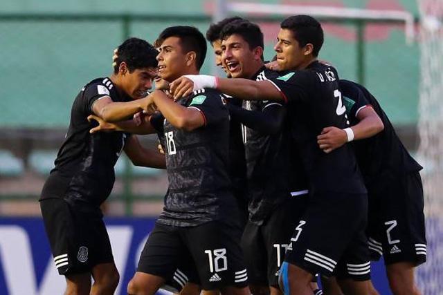 Tres mexicanos de la Sub-17 ya tendrían propuestas de Europa