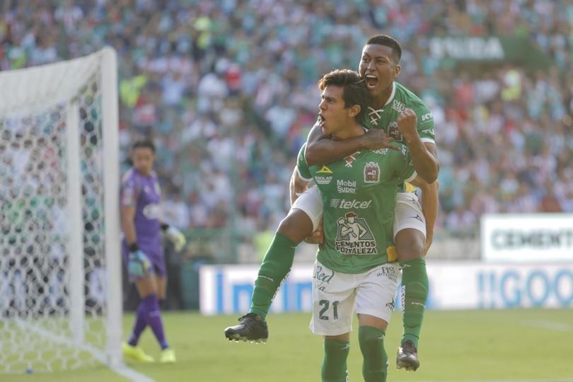 El futuro delantero de la Selección Mexicana, se ha convertido en una estrella en ascenso.