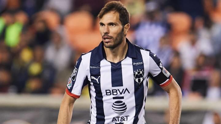 José María Basanta con Monterrey