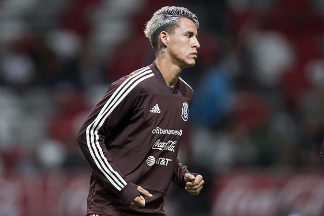 Cristian Calderón dejó abierta su salida de Necaxa