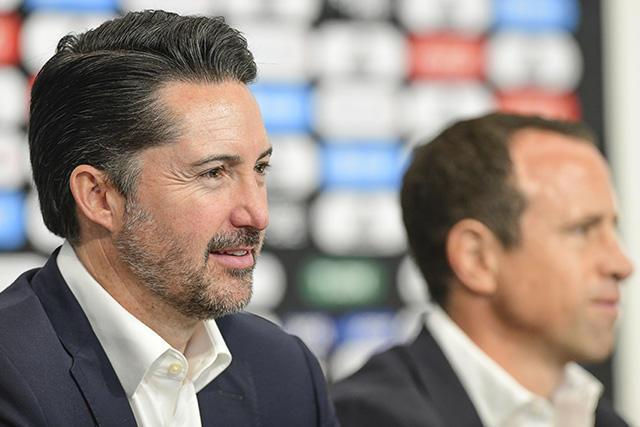 Yon de Luisa declaró que presentarán el tema de reducir extranjeros en la Liga MX