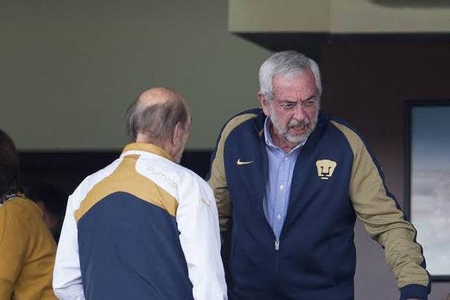Enrique Graue, rector de la UNAM, designó al nuevo presidente de Pumas
