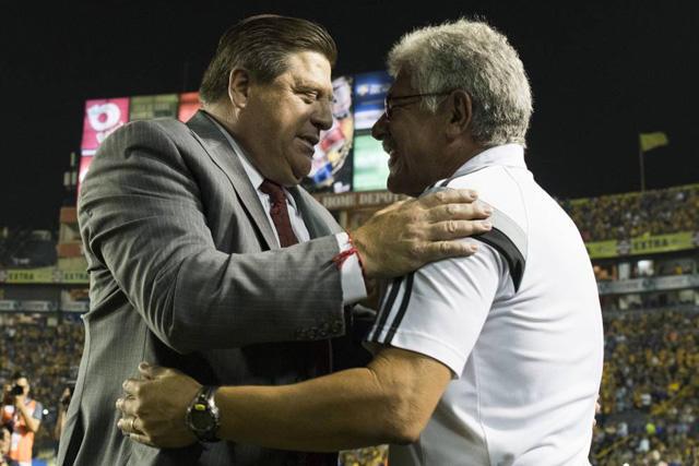 Miguel Herrera y Ricardo Ferretti, dos de los candidatos a dirigir el Equipo de las Estrellas