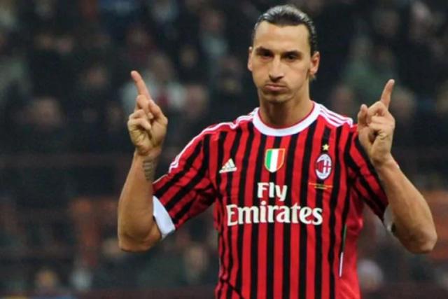 Zlatan Ibrahimovic podría regresar al Milan