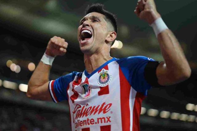 Jesús Molina tiene un sueño claro con Chivas
