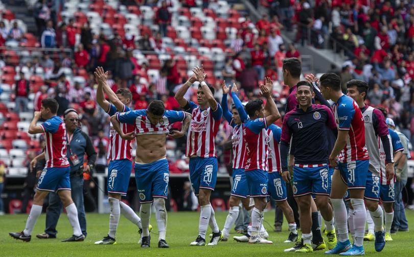 Chivas tendría cinco refuerzos más para el Clausura 2020