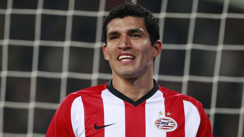 PSV recuerda el primer gol de Maza Rodríguez con el equipo