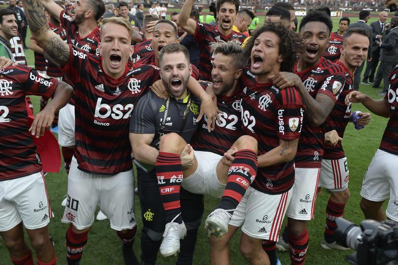 Flamengo campeón de la Copa Libertadores