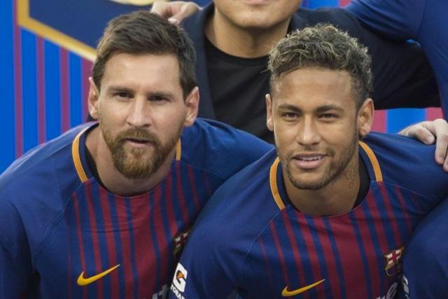 Messi le habría pedido a Neymar que regrese