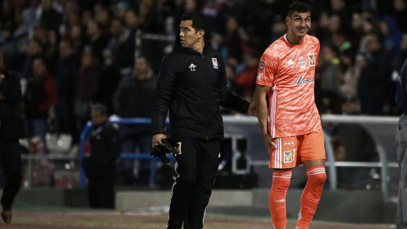 Nahuel Guzmán no podrá jugar contra América