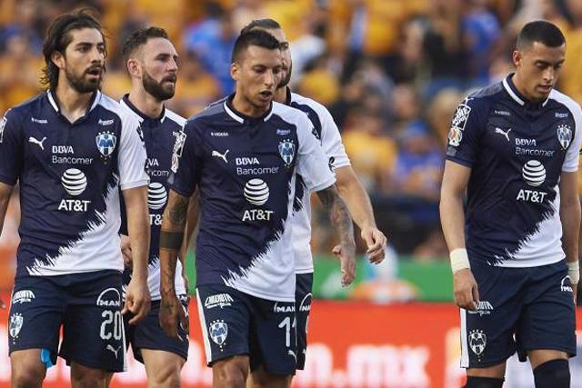 Monterrey tendrá dos sensibles bajas en la ida contra Santos