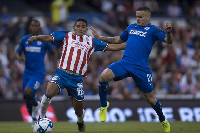 Chivas y Cruz Azul se pelean un fichaje