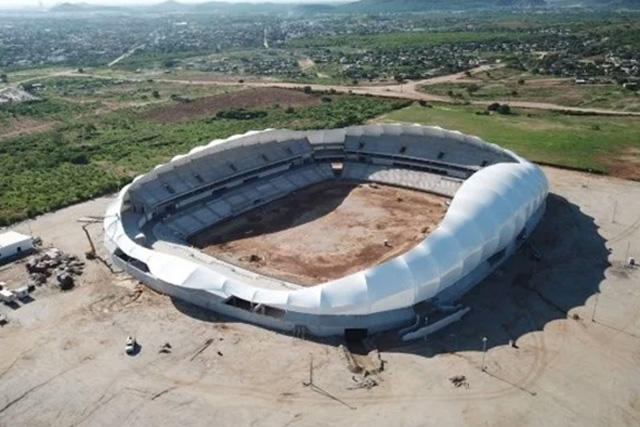 Nuevo Estadio de Mazatlán