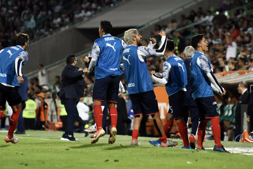 Monterrey avanzó en Torreón