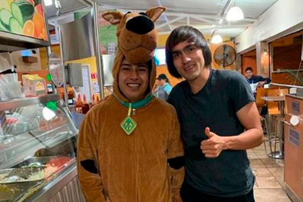 Scooby Doo y el Shaggy Martínez