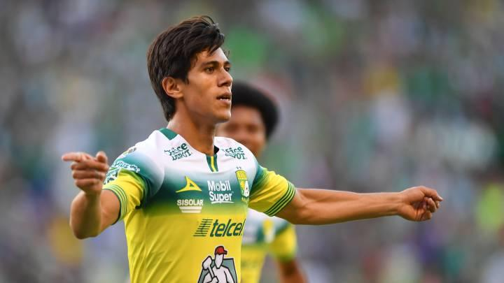 La MLS presume oferta por José Juan Macías