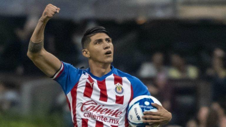 Alan Pulido ya tendría dos ofertas de clubes de la MLS