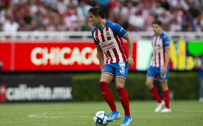 Alan Cervantes llegaría al Santos