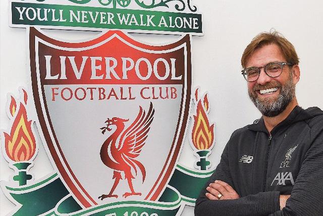 Liverpool renovó a Jürgen Klopp hasta 2024