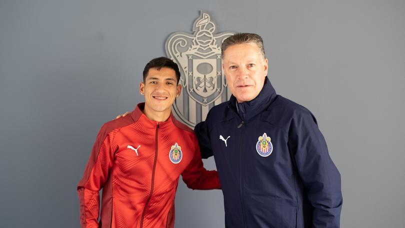 Uriel Antuna ya sabe en dónde quiere jugar después de Chivas