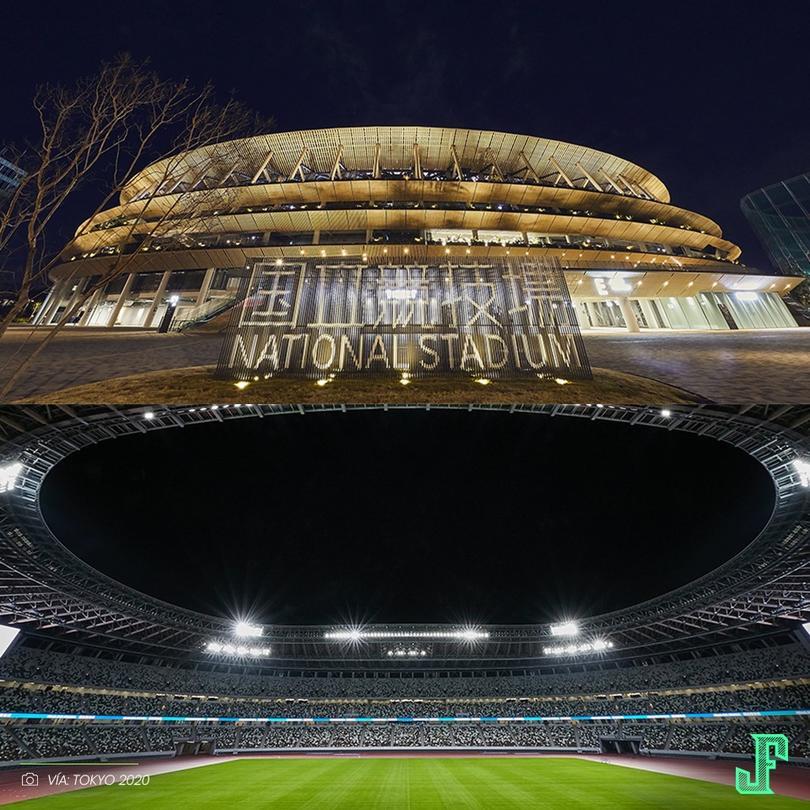 Estadio Olímpico de Tokyo