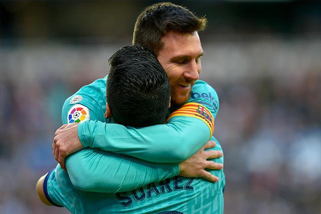 Barcelona va con el trabuco completo contra el Real Madrid