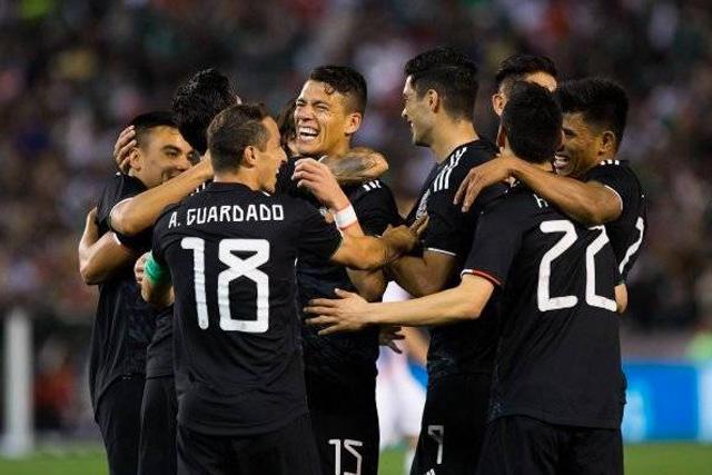 México quedó en el lugar 11 del último ranking FIFA de 2019