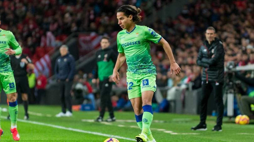 Diego Lainez reveló en que club europeo quiere continuar su carrera