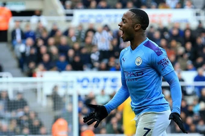 Los 10 mejores futbolistas del mundo en 2019. Raheem Sterling