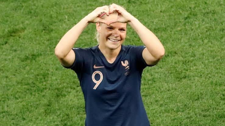 Las 10 mejores futbolistas del mundo en 2019. Eugénie Le Sommer