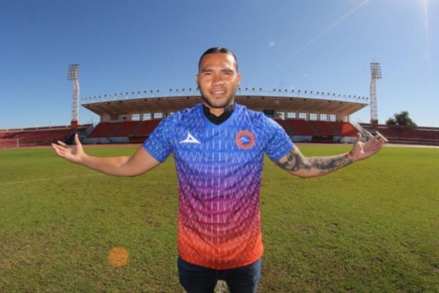 Carlos Peña va a jugar con Correcaminos