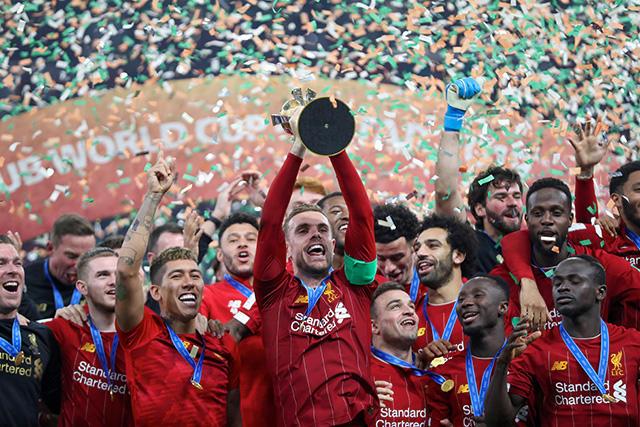 Liverpool no podrá lucir su parche de campeón en la Premier League