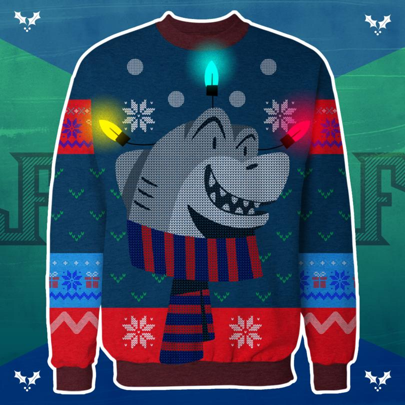 Ugly sweater del Tibu
