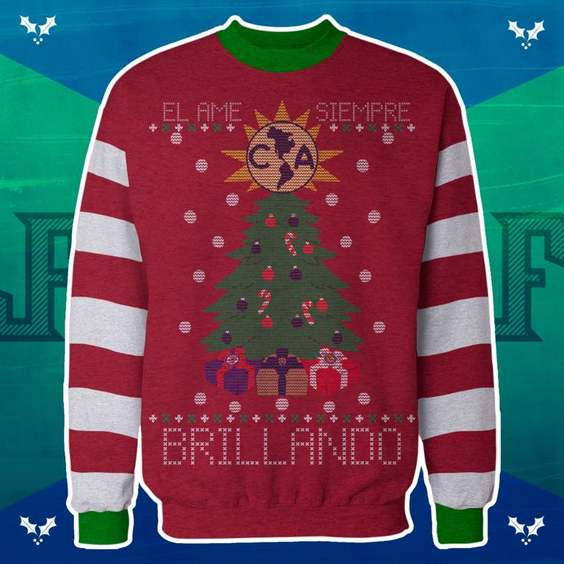 Ugly sweater del América