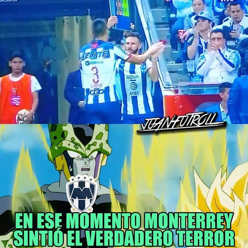 Los mejores memes del Monterrey vs América