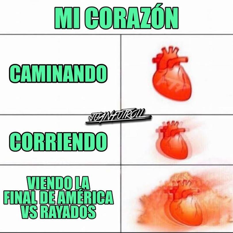 Los mejores memes del América vs Monterrey