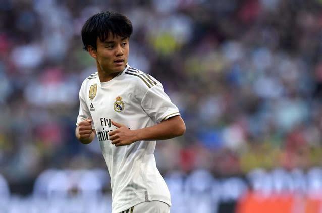 Takefusa Kubo podría ir cedido a otro equipo en España