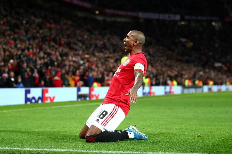 Ashley Young llegara a la Serie A