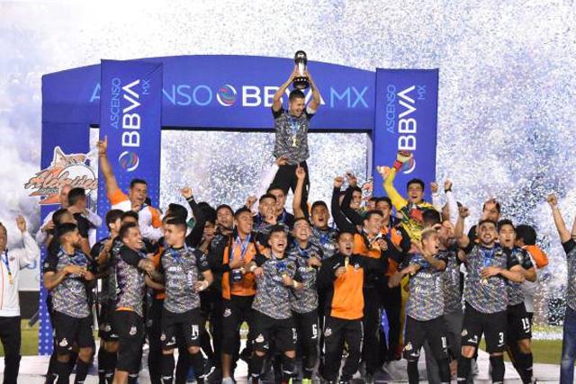 El Ascenso MX se jugará con 12 equipos