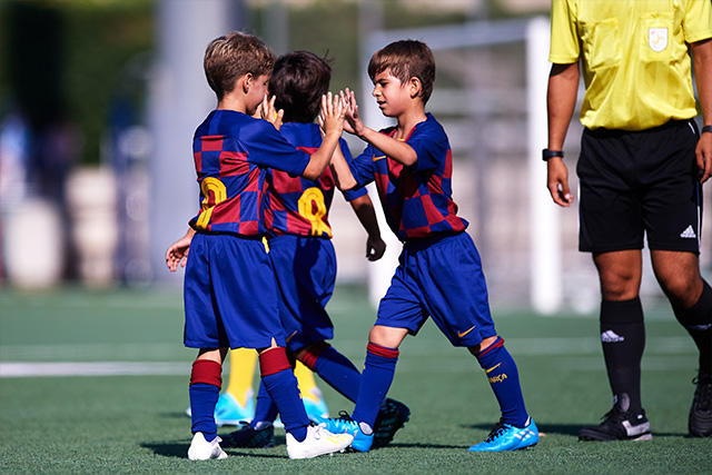 Barça Academy abrió su sede en la CDMX