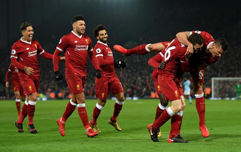Liverpool esta cerca del ansiado titulo de la Premier