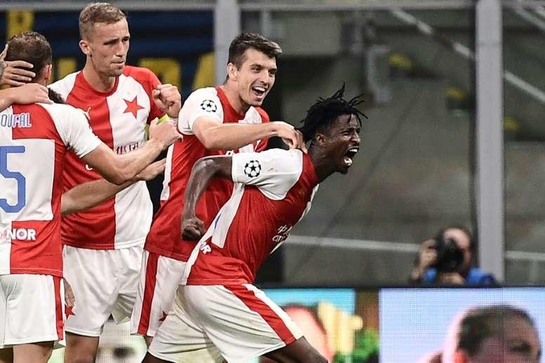 El equipo de Praga es amplio dominador en República Checa