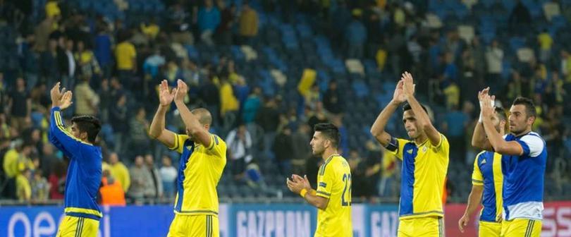El Maccabi Tel Aviv esta invicto